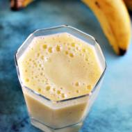 Koktajl bananowo – ananasowy