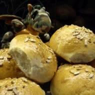 Bułki pszenne drożdżowe