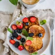 Tosty francuskie bez mleka i jajek
