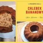 Szybki przepis na chlebek bananowy