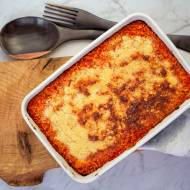 Riso al forno – prosta zapiekanka z ryżem