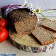 Ciemny chleb litewski na słodzie