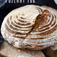 Chleb pszenny na zakwasie pszennym!