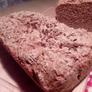 Chleb razowy z pestkami dyni
