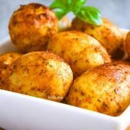 Jogurtowe ziemniaki pieczone w rękawie FIT