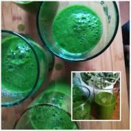 zielony koktajl sirt