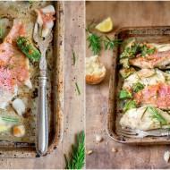 Karmazyn w rozmarynie / Redfish in rosemary