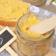 Pasta do pieczywa z ciecierzycy i kukurydzy