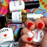 Manicure hybrydowy z NOX Nails - recenzja produktów