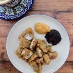 Austria - Grießschmarrn, czyli siekamy omlet z kaszy manny