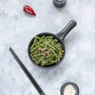 Fasolka szparagowa orientalnie