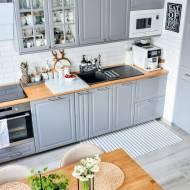 ORGANIZACJA KUCHNI Z IKEA – FUNKCJONALNOŚĆ I WYGODA