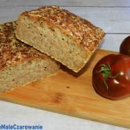 Chleb pszenny na zakwasie żytnim na mące mieszanej