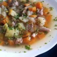 Lekka zupa z kalarepy
