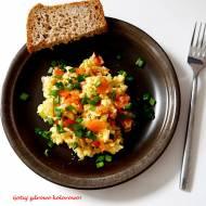 Prażnica - jajecznica po kaszubsku