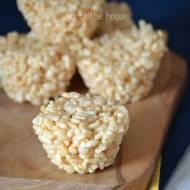 Zajmujemy dzieci # 1: rice krispies cakes...