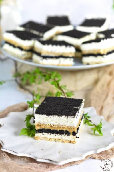 Ciasto bez pieczenia na wzór 3 bita