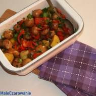 Batata Harra - ziemniaki libańsko - syryjskie
