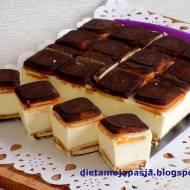 Ciasto leniwy Jasiek - bez pieczenia