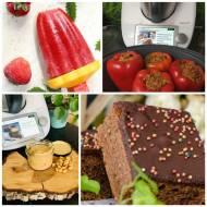 Lody truskawkowe i proste ciasto czekoladowe – czyli cuda z Thermomix (przepisy)