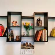 Moja półka na książki kucharskie Edinos