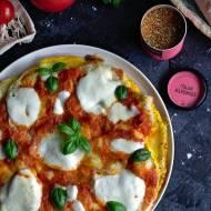 Omlet a'la pizza Margherita