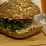 Pasta do kanapek z ciecierzycą