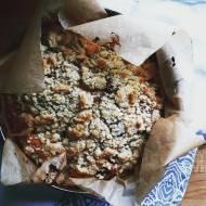 Ciasto na maślance z czereśniami