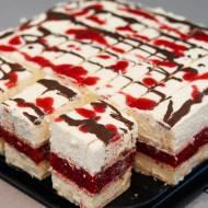 Dama Kier - ciasto bez pieczenia
