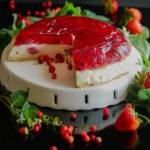Ciasto truskawkowo – poziomkowe