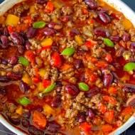 Chilli z wołowiną