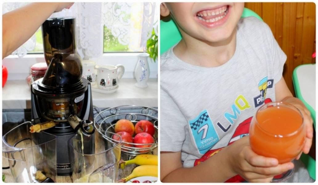 Mamo zróbmy sok! – 2 przepisy pełne witamin