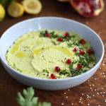 Hummus z bobem
