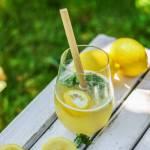 Klasyczna lemoniada cytrynowa