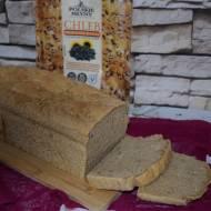 Chleb Pszenno żytni z ziarnami słonecznika