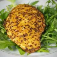 Keto smażony filet z kurczaka (Paleo, LowCarb)