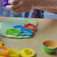 Zajmujemy dzieci #2: domowa plastelina...