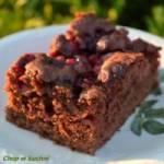 Jochanki we szokoladzie (Czerwona porzeczka w czekoladzie)