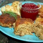 Kotlety mielone z boczniaków, wegetariańskie pyszne danie