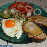 Kolorowe śniadanie