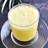 Koktajl ananasowo-pomarańczowy