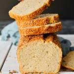 Chleb na zakwasie - puszysty z mąki płaskurki!
