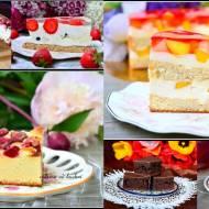7 przepisów na fit ciasta
