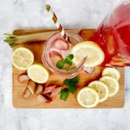 Lemoniada rabarbarowa (syrop)