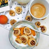 Mini cinamon rolls