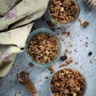 Musli pieczone z jabłkiem – prosty przepis