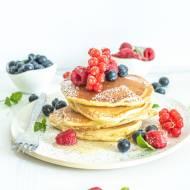 Pancakes – amerykańskie naleśniki