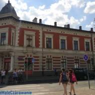 Pałac Mühsama we Włocławku woj. kujawsko - pomorskie