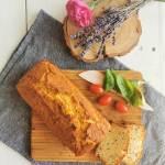 Chleb pszenno -ryżowy bez drożdży