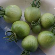 Konfitura dżem z zielonych pomidorów na słodko